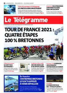 Le Télégramme Guingamp – 11 août 2020