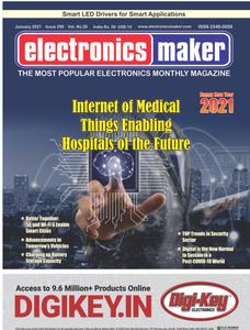 Electronics Maker - January 2021