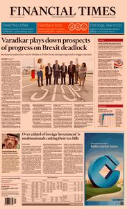 Financial Times UK – 09 September 2019