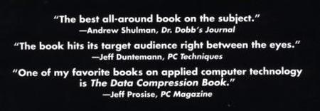 The Data Compression Book, 2E