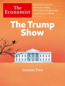 The Economist Middle East and Africa Edition – 05 January 2019