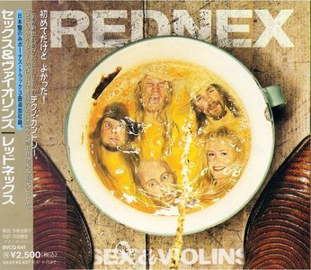 Rednex - Sex & Violins (1995) {Japan 1st Press}