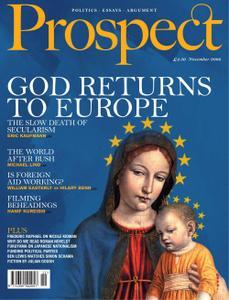 Prospect Magazine - November 2006