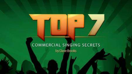 Top 7 Commercial Singing Secret