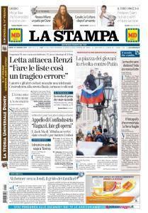 La Stampa Imperia e Sanremo - 29 Gennaio 2018