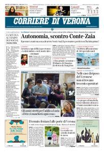 Corriere di Verona – 10 settembre 2019