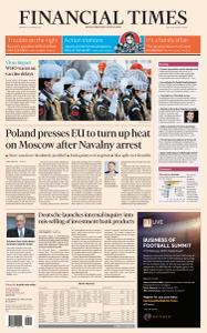 Financial Times USA - January 25, 2021
