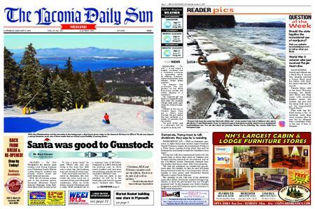 The Laconia Daily Sun – January 05, 2019
