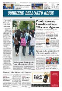 Corriere dell'Alto Adige – 28 novembre 2019