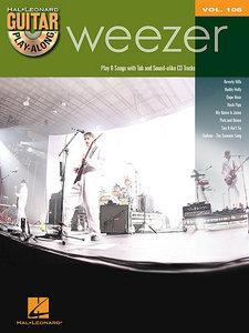 Guitar Play-Along Vol. 106 - Weezer