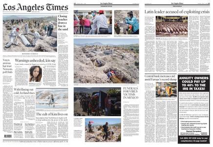 Los Angeles Times – May 01, 2020