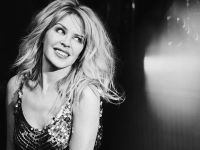 Kylie Minogue by Simon Emmett for 'Golden' Album