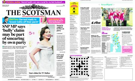 The Scotsman – May 13, 2019