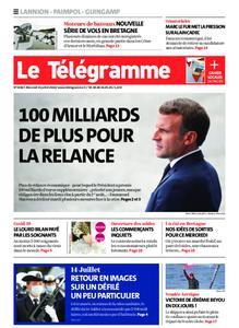 Le Télégramme Guingamp – 15 juillet 2020