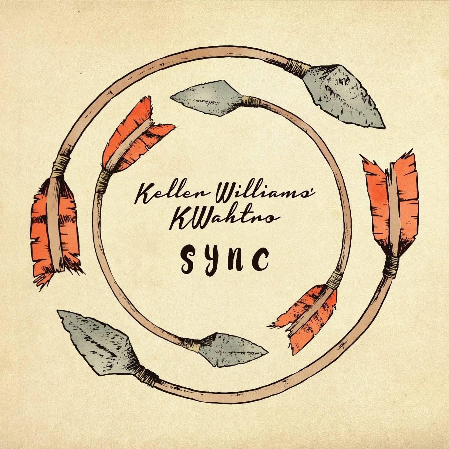 Keller Williams' Kwahtro - Sync (2017)