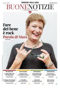 Corriere della Sera Buone Notizie – 02 luglio 2019