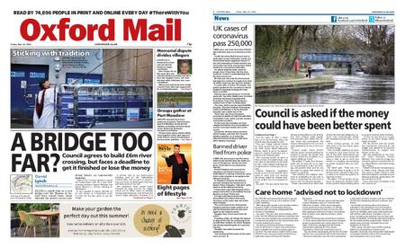 Oxford Mail – May 22, 2020