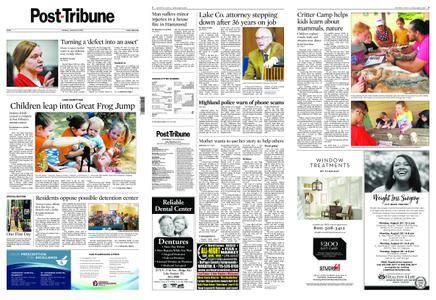 Post-Tribune – August 12, 2018