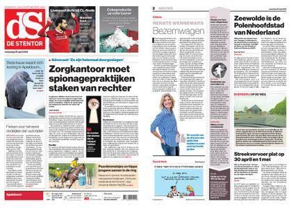 De Stentor - Apeldoorn – 25 april 2018