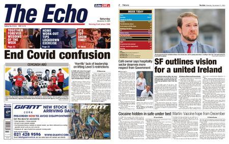 Evening Echo – November 21, 2020