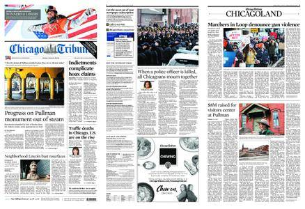 Chicago Tribune – February 19, 2018