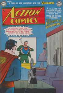 Action Comics 171 (DC) (Aug 1952) (c2c) (Superscan