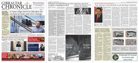 Gibraltar Chronicle – 02 May 2020
