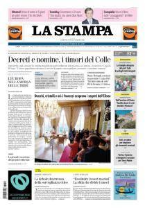 La Stampa Torino Provincia e Canavese - 16 Settembre 2018
