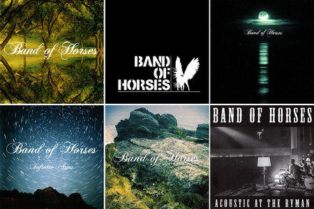 Band Of Horses - Albums Collection 2006-2014 (5CD) [Re-Up]