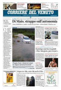Corriere del Veneto Vicenza e Bassano – 14 maggio 2019