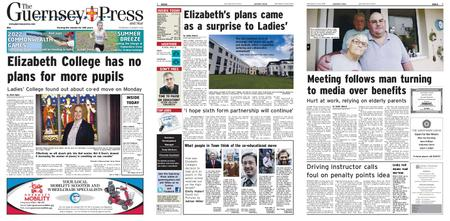 The Guernsey Press – 08 January 2020