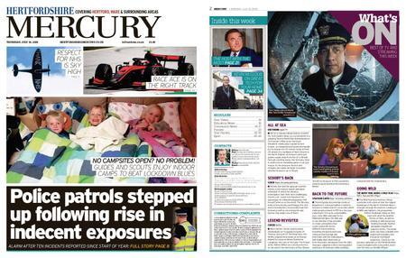 Hertfordshire Mercury – July 16, 2020
