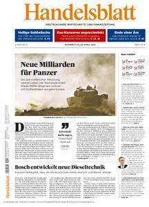 Handelsblatt - 26. April 2018