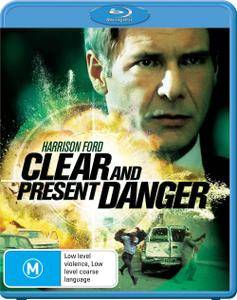 Clear And Present Danger 1994 Avaxhome