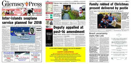 The Guernsey Press – 22 December 2017
