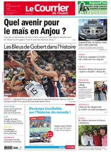 Le Courrier de l'Ouest Cholet – 12 septembre 2019
