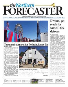 The Northern Forecaster – September 30, 2021