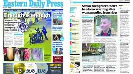 Eastern Daily Press – April 26, 2018