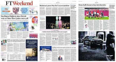 Financial Times UK – September 16, 2017