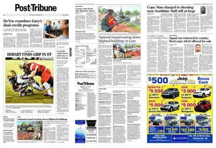 Post-Tribune – September 16, 2017