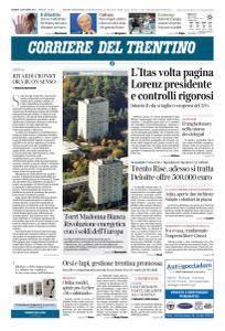 Corriere del Trentino - 12 Ottobre 2017