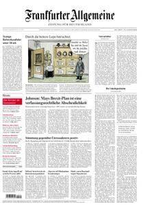 Frankfurter Allgemeine Zeitung F.A.Z. - 18. September 2018