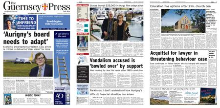 The Guernsey Press – 23 October 2019