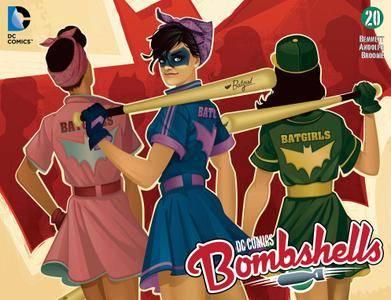 DC Comics - Bombshells 020 2015 webrip MagicMan-DCP