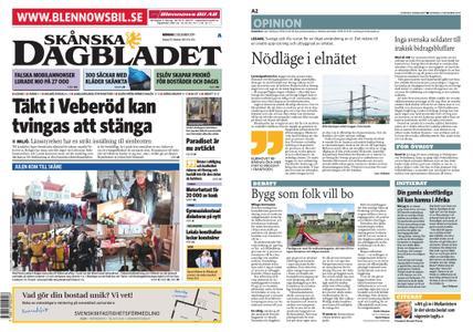 Skånska Dagbladet – 02 december 2019