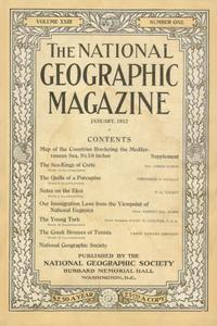 National Geographic 1912