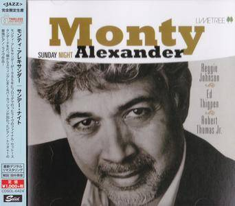 Monty Alexander - Sunday Night (1985) {2016 Japan Timeless Jazz Master Collection Complete Series}