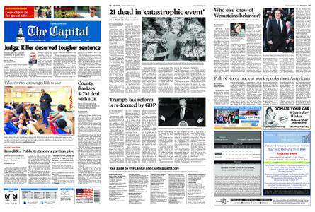 The Capital – October 12, 2017