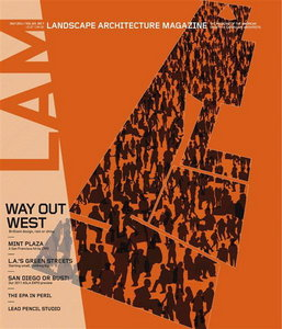 Landscape Architecture magazine - July 2011