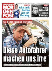 Hamburger Morgenpost – 13. Januar 2020